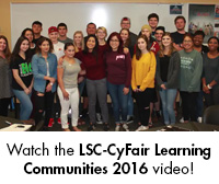 Learning Community 2016 Video