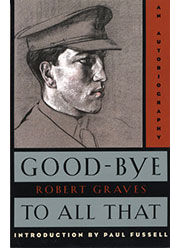 "Robert Graves' ""Good-Bye to All That"""