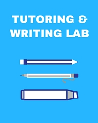 Tutoring Center & Writing Lab - Click for main page