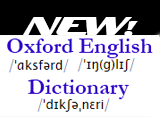 LSC-UP how has the Oxford English Dictionary!
