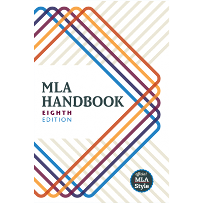 MLA guide cover