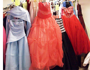 LSC-CyFair's 10th Annual Prom Closet