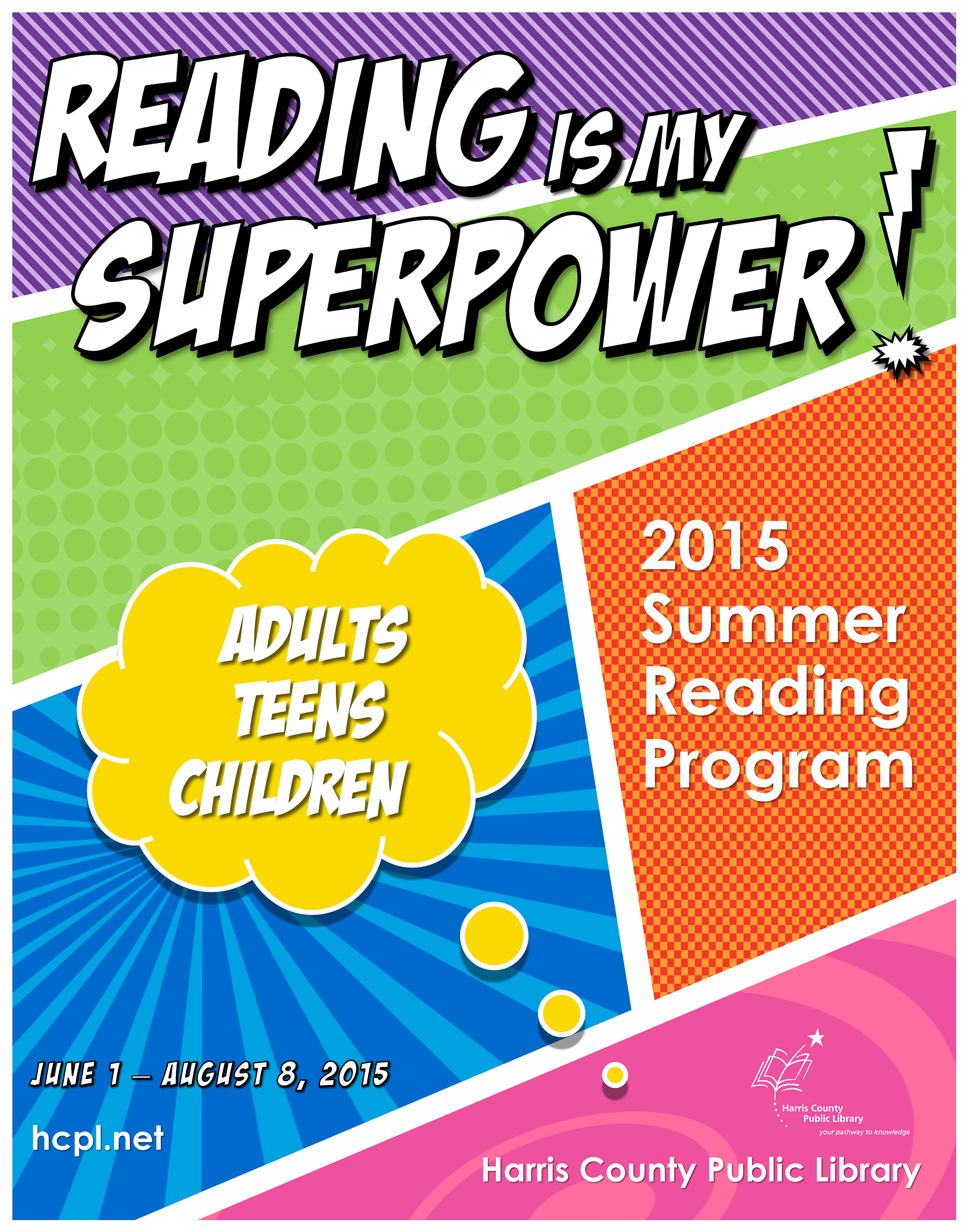 2015 hcpl summer reading program