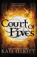 Court of Fives book cover