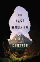 The Last Neanderthal book cover