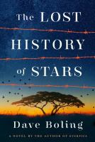 Lost History of Stars book cover