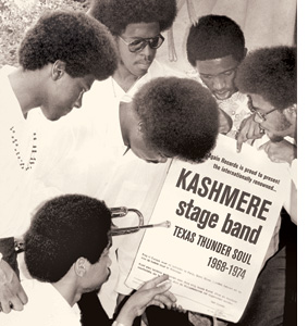 Kashmere Stage Band CD cover