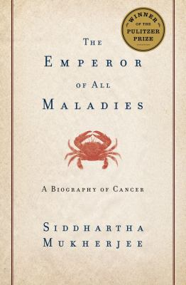 The Emperor of All Maladies - cover