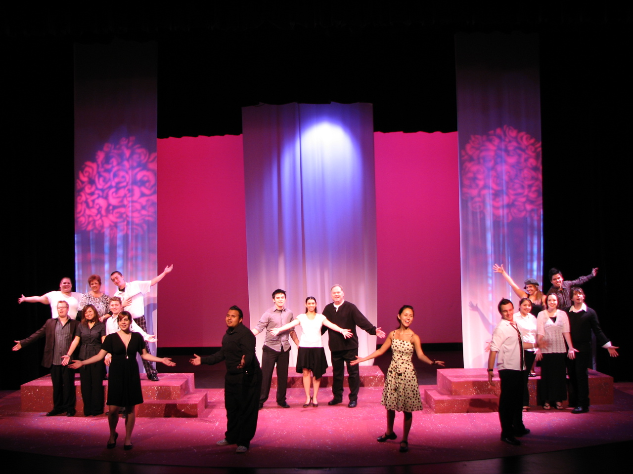 "LSC-Kingwood production of ""I Love You, You're Perfect, Now Change"""
