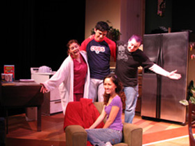 "LSC-Kingwood production of ""Invisible Friends"""