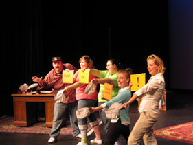 "LSC-Kingwood production of ""Schoolhouse Rock"""