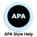 APA Style Help: guide, handouts, and more