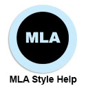 MLA Style Help: guide, handouts, and more