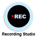 One-Button Studio: Resording space