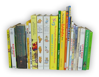 picture of popular children's books