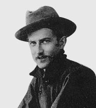 Stephen Crane, author of Maggie: A Girl of the Streets
