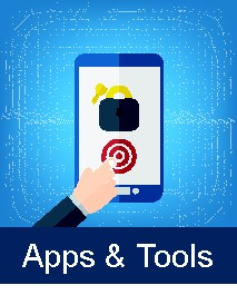 link to Apps and Tools page