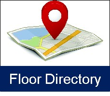 link to the library's floor directory