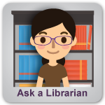 Ask A Librarian icon