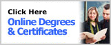 Online Degrees and Certificates