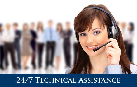 24 7 Technical Assistance