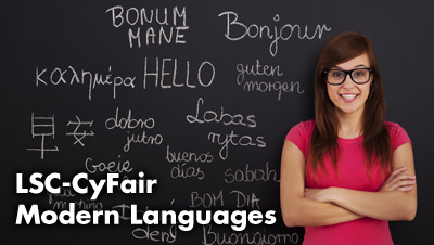 LSC-CyFair Modern Languages