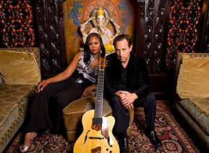 Highly-acclaimed jazz dou Kim Prevost and Bill Solley will be performing February 8, at 7:30 p.m., in the college's Recital Hall. The two have traveled around the world performing in various concert venues and music festivals.