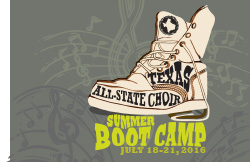 All-State Choir Boot Camp