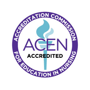 Accrdidation Comission for Education in Nursing Logo