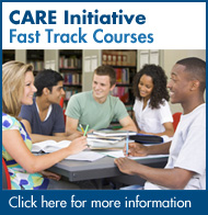 CARE Initiative - Fast Track Courses