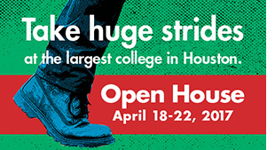 Lone Star College Open House 2017