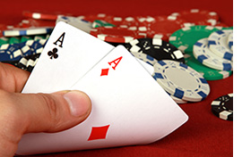 Texas Hold 'em Spring pre-registration