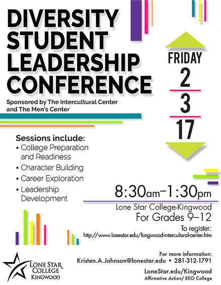 Diversity Student Leadership Conference
