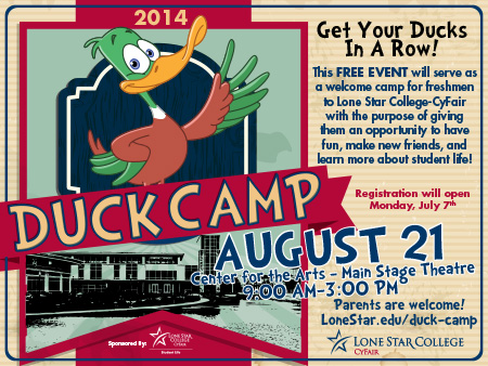 Duck Camp 2014