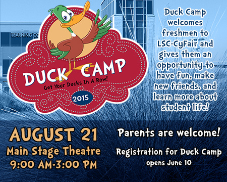 Duck Camp 2015