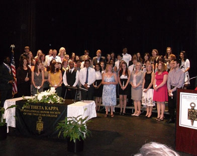 Spring 2010 Induction