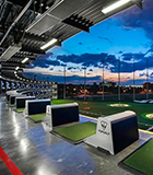 Top Golf arena