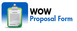 WOW Proposal Form