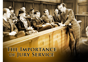 The Importance of Jury Service