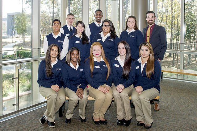 LSC-Kingwood Fall 2015 Ambassadors