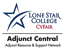 LSC-CyFair Adjunct Central logo
