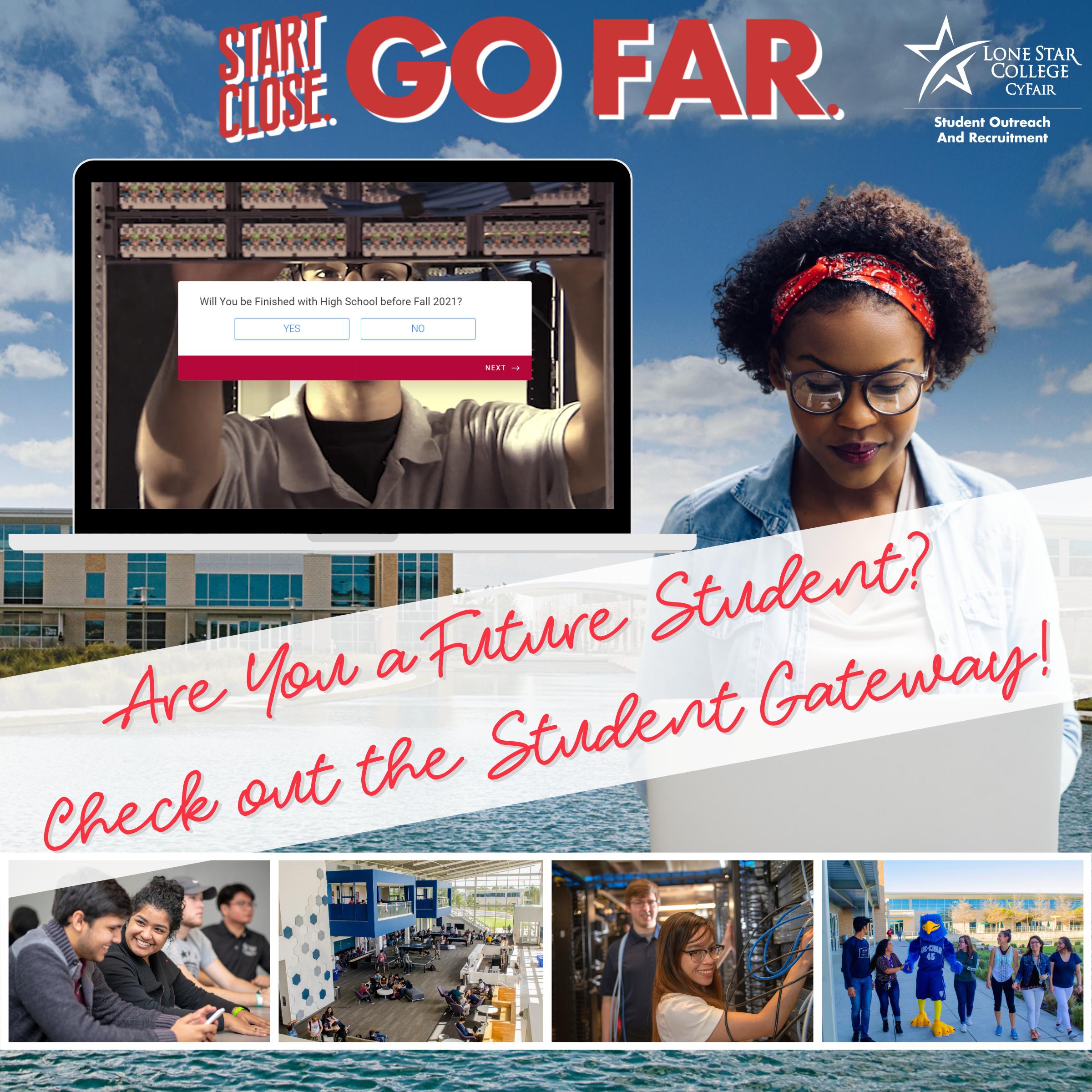 Lone Star College Calendar 2021 LSC CyFair Student Outreach & Recruitment