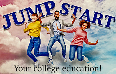 Jump Start your college education!