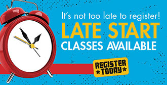 Late Start classes available