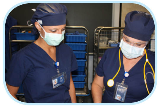 Lsc Tomball Surgical Technology Department