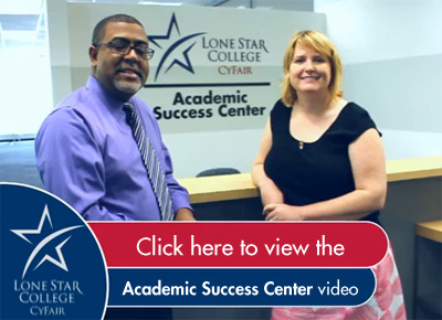Click here to view the Academic Success Center video