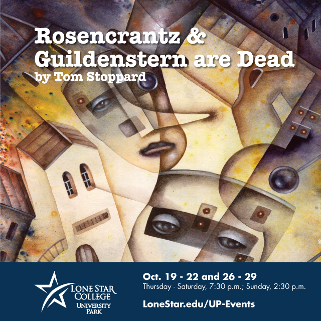 an analysis of tom stoppards play rosencrantz and guildenstern are dead As a play written within the structure of another play (shakespeare's hamlet), rosencrantz and guildenstern are dead offers a complex meditation on the nature of the theater and the relationship between drama and lived human life.