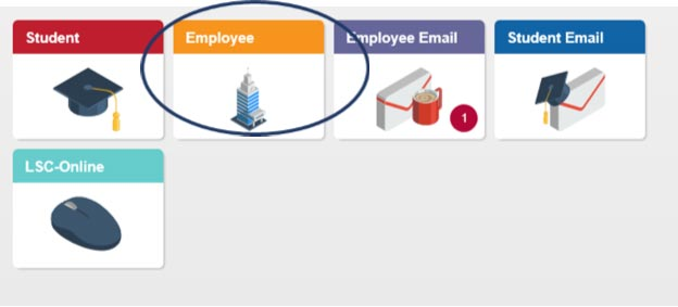 Screenshot for Employee