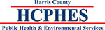 Harris County Public Health & Environmental Services Logo