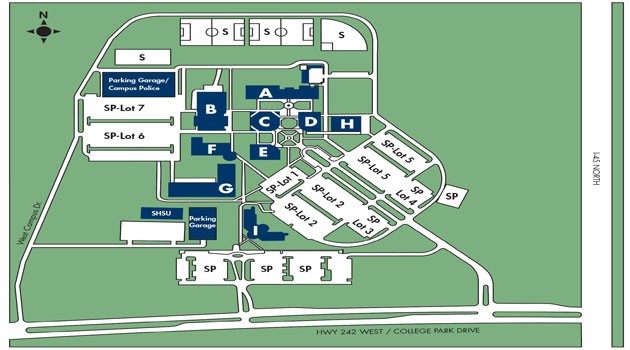 lone star campus map Day Of Event Txgoo lone star campus map